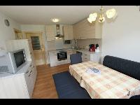 Wohnküche  in neu eingerichteter Ferienwohnung
