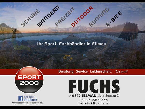 Sport 2000 Fuchs Ellmau