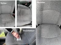 Tiefenreinigung Textil & Leder