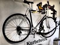 Restauriertes SCARPA Rennrad aus den 80ern
