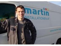 Martin Installationen, Martin Eckerstorfer
