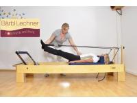 Training am Pilates-Reformer