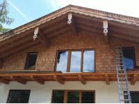 Holzschindel Heim
