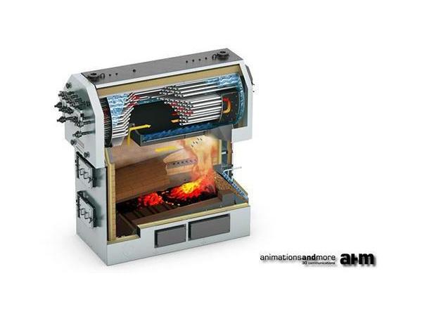 technische 3D Visualisierung