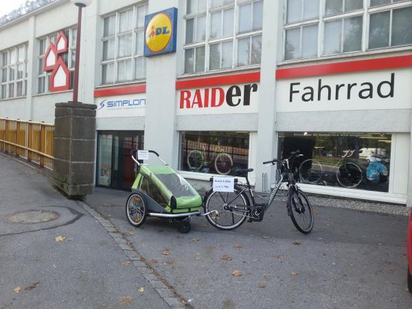 Start RAIDER Fahrrad Sport Service
