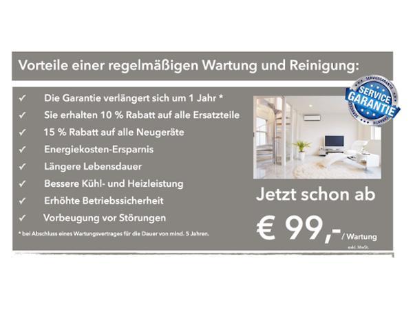 Vorschau - JETZT Ihre Klimaanlage WARTEN lassen ab 99€