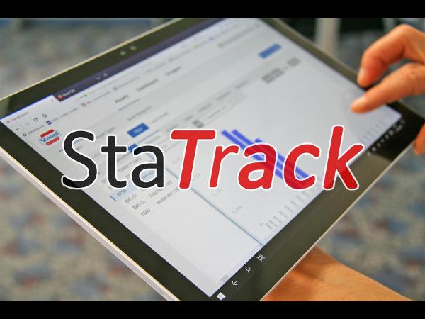 Das neue Stangl StaTrack-System -ab sofort erhältlich bei Stangl Reinigungstechnik