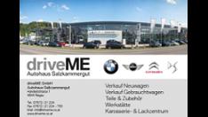dirveME GmbH - Autohaus