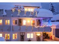 Appartementhaus Charisma Winteransicht