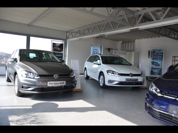 Volkswagen Neuwagenhalle