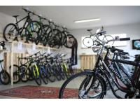 Große Auswahl an MTB, Alttagsrädern und E-Bikes