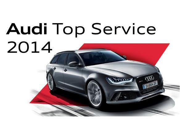Audi Top Service 2014