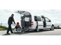 Rollstuhlgerechter Fahrzeugumbau