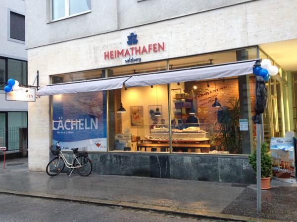 Vorschau - Ladenlokal HEIMATHAFEN - Foto von kreuzfahrer
