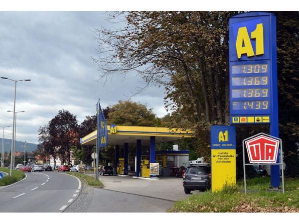 Vorschau - Foto 1 von A1 Tankstelle (701) Graz