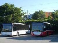 Linienbusse - auch im neuen Design der Wiener Linien!