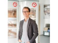 Prokurist Ing. Dominikus Forsthuber - Geschäftsleitung / Vertrieb / Technik