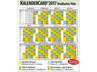 Nacht- und Bereitschaftsdienstzeiten Waidhofen/Ybbs und Rosenau
