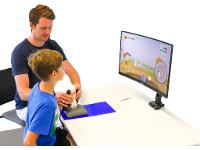 Robotikgestützte Handtherapie für Kinder