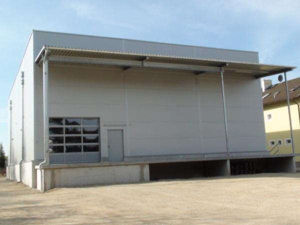 Vorschau - Lagerhalle für logistische Tätigkeiten