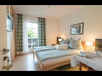 Doppelzimmer in Grün im Kleinerhofers Himbeernest in Anger in der Steiermark