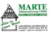 Marte Althaussanierung GmbH