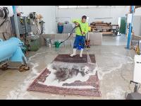 Teppichbefeuchtung