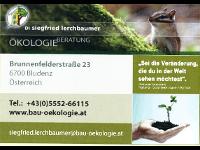 Lerchbaumer Siegfried DI, Energie & Bauökologie,Raumlufthygiene,Techn.Büro f Physik