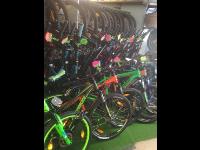 Riesige Auswahl an Jugendbikes