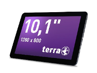 terra Tablet bei MCS-UNGER