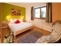 Appartement Top 1-3 Ansicht kleines Schlafzimmer