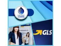 Paketdiest GLS – (bei uns können auch die Kunden ihr Paket abholen.)