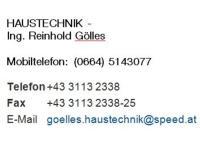 Gölles Reinhold Ing.
