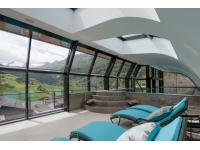 Hotel Josl in Obergurgl Wellnessbereich