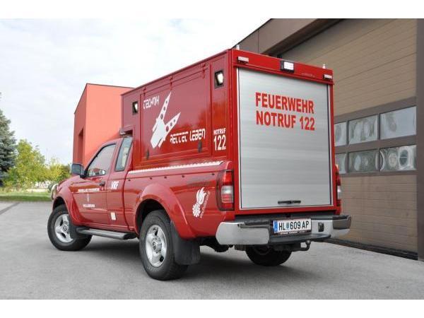 Feuertechnik Vorausfahrzeug