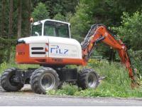 Norbert Pilz GmbH - Baggerungen und Holzhandel