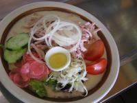 Wurst oder Lumpensalat
