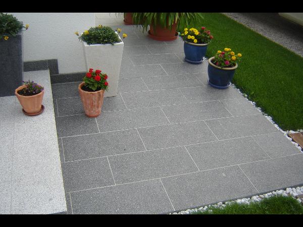 Granit Platten - Zeitlos und edel