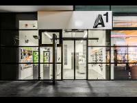 A1 Shop Eingang