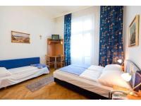 Dreibettzimmer Hotel-Pension Bleckmann
