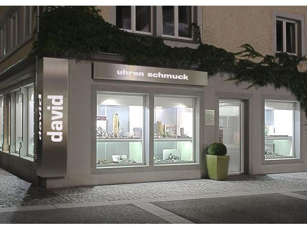 David Uhren Schmuck Bregenz