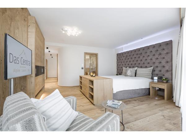 125 Zimmer und Suiten in verschiedene Stilen