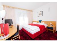 Standard Doppelzimmer Hotel Boltzmann