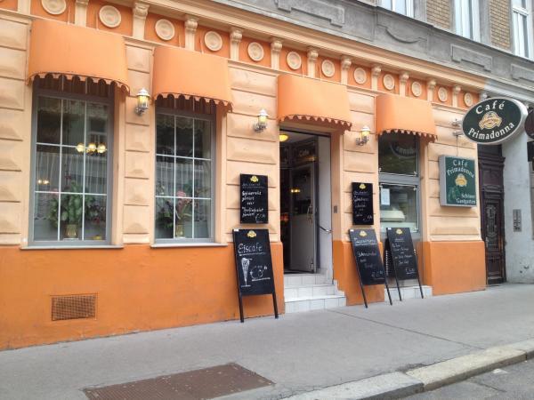 Cafe Primadonna