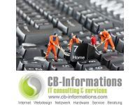 IT-Probleme, Server-Ausfälle, PC-Fragen - Kontaktieren Sie uns - CB-Informations IT-Consulting & Services