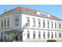 Wiener Neustädter Sparkasse im Zehnerviertel