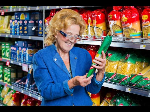Vorschau - Im Supermarkt wieder die Details erkennen - Licht-Lupenbrill