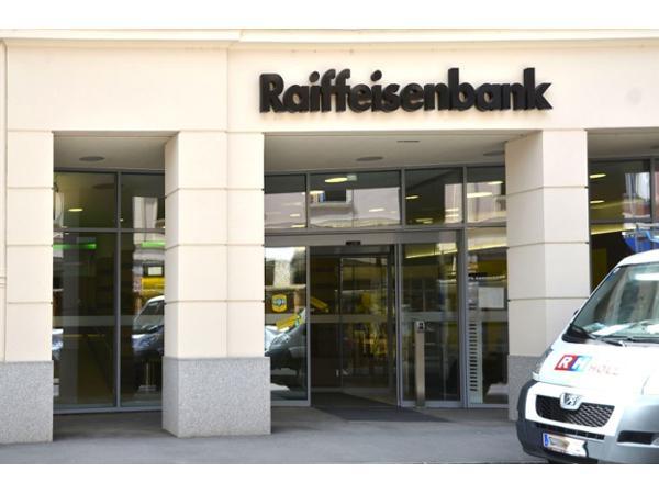 Vorschau - Foto 1 von Raiffeisenbezirksbank Oberwart eGen - Bankstelle Oberwart