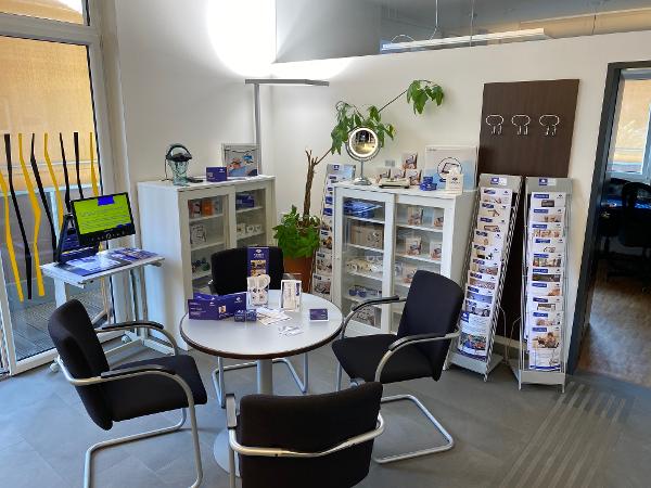 Beratungsraum in unserer Filiale in Innsbruck