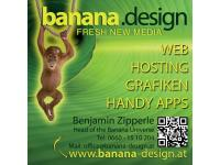 Banana Design - Fresh New Media